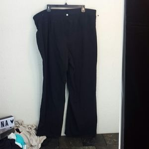 Livi active workout wide leg pants 22/24